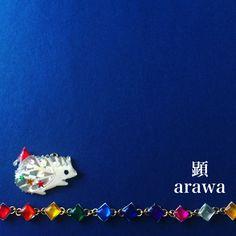 #ChristmasCard #Christmas #Card #merrychristmas #HappyHolidays #HappyHoliday #santa #art #japan #japaneseartist #accessories #handmade  #originalart #artwork #happy #animal #ハリネズミ #hedgehog