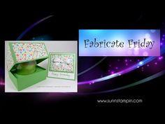 Fabricate Friday – IKEA Votive Candle Box | SuNN Stampin'