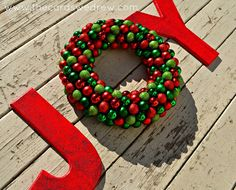 Creative Reader Projects {No. 181} Holiday Crafts, Decor, and Recipes - bystephanielynn