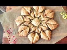 Appetizer Recipes - How to Make Pesto Puff Pastry Pinwheels