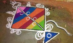 Sankranti Rangoli Designs