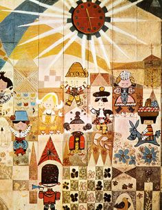 Mary Blair mural