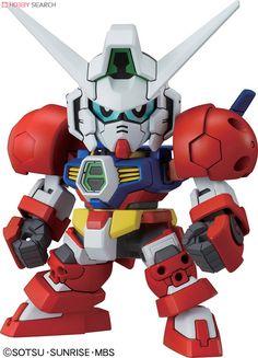 Gundam AGE-1 (SD) (Gundam Model Kits) Item picture11