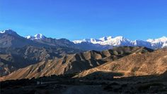 Mustang Trekking with Life Himalaya Nepal
