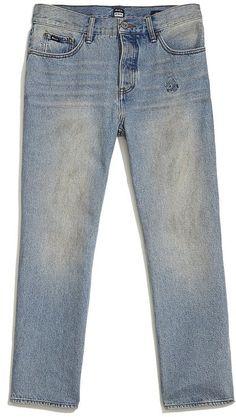 RVCA Flood Denim Mom Jeans, Just For You, Denim, Stylish, Pants, Tops, Fashion, Trouser Pants, Moda