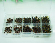 200 pcs / 100 paris poupée yeux de verre sur fil orange / brown couleur verre yeux Kits 5 / 6 / 7 / 8 / 10 mm pour ours en peluche poupées yeux(China (Mainland))