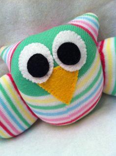 CE Marked Sock Owl