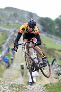 3 Peaks Cyclocross - Horton Scar Lane