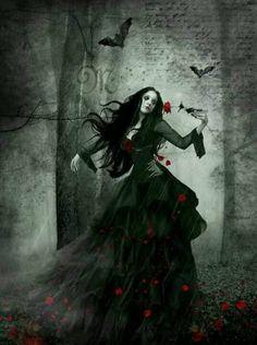 Gothic Fantasy Art                                                                                                                                                      Mais