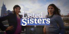 HGTV Adds Listed Sisters to Lineup of Home Renovation Shows - Alana and Lex Leblanc