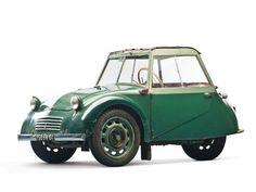 1955 Grataloup 247cc