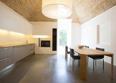 Historic Building Renovation Umbria, Italy #stunning #kitchen