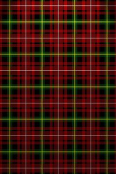 Plaid in Red 2