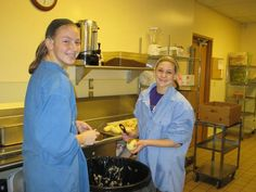 Nice story from the Freeport Journal-Standard about Orangeville High School freshmen who volunteered at the Mission.