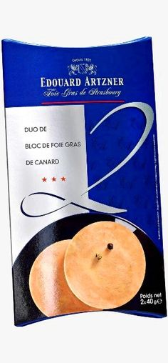 Blok z kačacej pečene, Duo Bloc de Foie Gras de Canard Edouard Artzner, 80g ,  ------------ www.vinopredaj.sk ------------- #foiegras #kacica #kacaciapecen #canard #edouardartzner #artzner #francuzsko #france #kacaciapecienka #jedlo #food #lescanards #delikatesy #deli #inmedio #delishop #milujemejedlo #eshop #delicato #deluxe  #wineshop #winebar