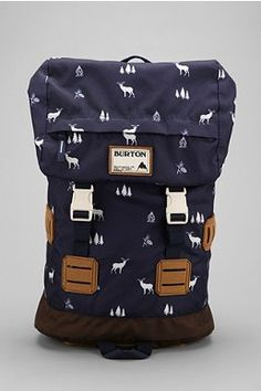 Burton Tinder Outdoor Backpack from Urban Outfitters. Saved to Bags. Burton Tinder, Fashion Bags, Mens Fashion, Animal Bag, Outdoor Backpacks, Backpack Bags, Puppy Backpack, Hiking Backpack, Leather Backpack