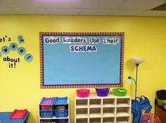 Classroom Design ... love all her bulletin boards!!!