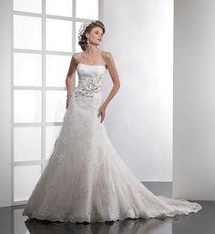 Sottero and Midgley. Vestidos de novias, Bridal dresses...