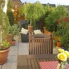 wpc terrassendielen sehen aus wie holz sind aber sehr viel pflegeleichter terrassengestaltung. Black Bedroom Furniture Sets. Home Design Ideas