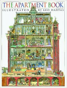 Apartment Book: Leo Hartas, Richard Platt: 9780789401977