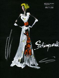 Elsa Schiaparelli Lobster Dress