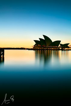 Sydney Harbour, New South Wales - Australia ~