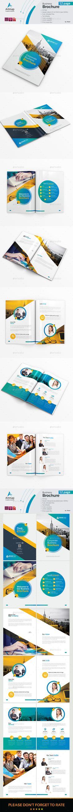 #Brochure - Brochures Print Templates
