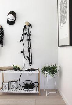 6x een interieur met een prikkabel / lichtsnoer - MakeOver.nl