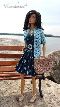 Bailey, Fashion Doll.LRC@gradecidadeDios fashion