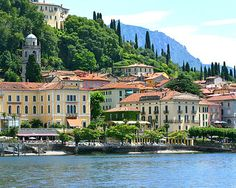 Lake Como, Italy- One of my FAVORITE cities!!