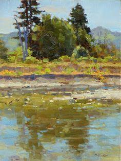 Jim McVicker Paintings: 2012-06-17