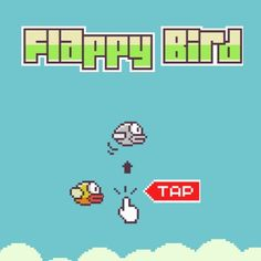 FLAPPY BIRD Did you ever play Flappy Bird?  Discover one of the most popular excited games on the Internet these days 😆😆😆 It's attracting millions of players from around the world 😍😍😍 How far your bird can fly? And don't forget: Comment your best score! 😉  Tags: #Puzzle #Friv