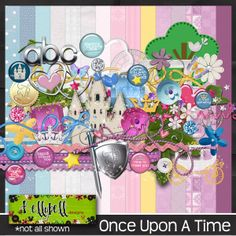 Princesses Kits - A Dream Is A Wish Your Heart Makes - Page 2 - MouseScrappers.com