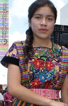Traje típico de San Pedro Sacatepéquez, San Marcos - Foto por Wilder Velásquez | Sólo lo mejor de Guatemala