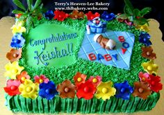 lual baby shower | Luau Baby shower theme for the mother to be - Terry's Heaven-Lee ...