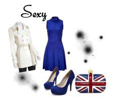 Sexy Tardis style. Doctor Who fashion