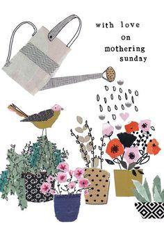 print & pattern: MOTHER'S DAY 2016 - stop the clock