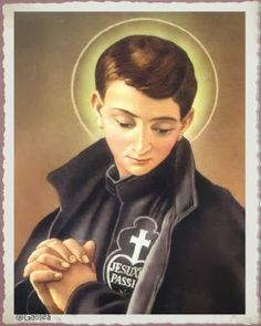 Testimonios para Crecer: San Gabriel de la Dolorosa, 27 de febrero.