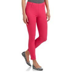 3f95ff2adee Faded Glory - Women s Full Length Knit Color Jegging - Walmart.com