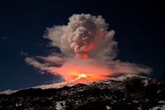 Mount Etna Eruption Sicily | Images & Video: Eruption of Europe's Tallest Active Volcano