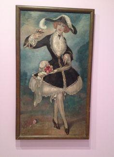 Udstilling på Arken. Gerda Wegener (1885-1940) er en unik skikkelse i dansk kunst. Som kvindelig kunstner skildrer hun på enestående vis kvinders skønhed med lige dele indlevelse og begær. Flirtende piger, glamourøse divaer og sensuelle kvinder er blandt Gerda Wegeners yndlingsmotiver.