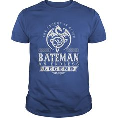 The Legend Is Alive BATEMAN An Endless Legend