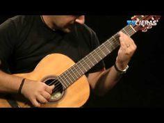 Johann Sebastian Bach - Minueto I e II - Aula de Violão Clássico - TV Cifras - YouTube