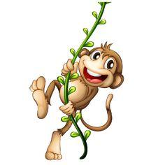 7 monkeys kids animation kit