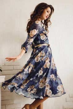 Dress Tenderness от ElenaMru на Etsy