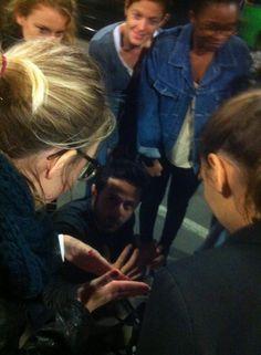 #boostbirhakeim - Tournage - Boost ton attraction @adidas - Julien notre réalisateur - @bbirhakeim