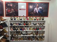 #Valentino Revealed its Spring Summer'16 Collection at #ISAF #shoeindustry