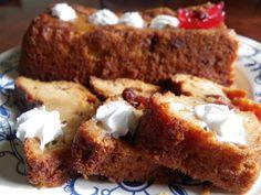 Budín/MamaLlena/Bread Pudding