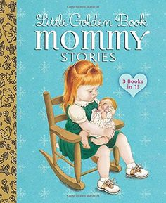 A delightful collection of three mom-themed Little Golden Books, Mommy Stories features the classic art and text of such stories as Baby Dear, We Help Mommyand Mommies: All About the Work They Do. It'