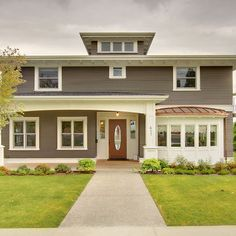 1000 images about pretty colors on pinterest benjamin moore shutters and white shutters Benjamin moore taupe exterior